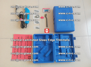 Thermal Laminated Glass Edges Trimmers, for EVA, PVB, SGP, TPU (20)