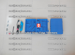 Thermal Laminated Glass Edges Trimmers, for EVA, PVB, SGP, TPU (50)